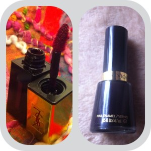 duo Vernis+ ral Yves saint laurent